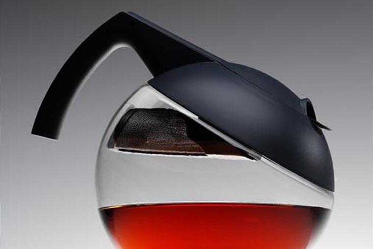 Design Teekanne globo delphin design
